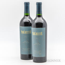 Pahlmeyer Merlot 1997, 2 bottles