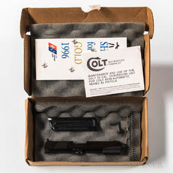 Colt Series 80 .22 Caliber Conversion Unit
