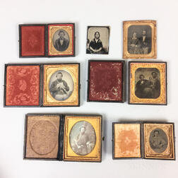 Seven Examples of Early Photography