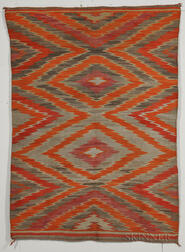 Navajo Transitional Serape
