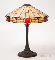 Wilkinson Mosaic Glass Table Lamp