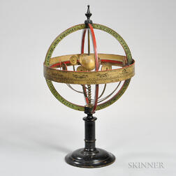 12-inch Diameter French Armillary Sphere