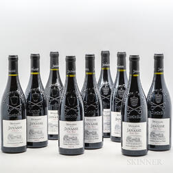 Mixed Domaine La Janasse, 9 bottles