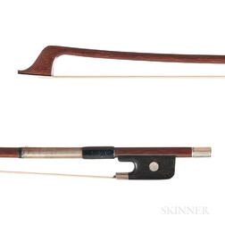 Nickel-mounted Violoncello Bow