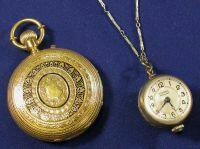 Antique 18kt Gold Pocket Watch, Ulysse Nardin, Locle