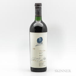 Opus One 1998, 1 bottle