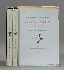 (Arctic Ornithology, One Title in Three Volumes)