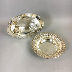 Two Gorham Sterling Silver Dishes