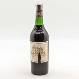 Chateau Haut Brion 1966, 1 bottle