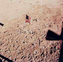 Neil Armstrong (American, 1930-2012) or Buzz Aldrin (American, b. 1930)
