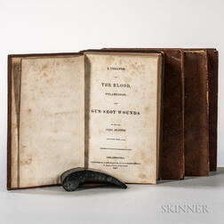 Medical Books, Four American Imprints, 1794-1817.