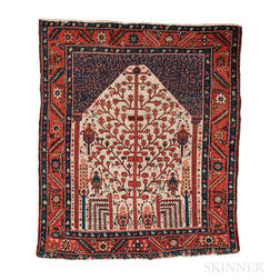 Bakshaish Prayer Rug