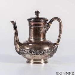 Tiffany & Co. Sterling Silver Coffeepot