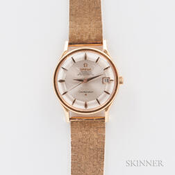 Omega 18kt Gold Constellation Automatic Wristwatch