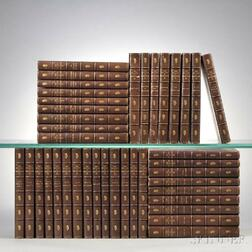 Decorative Bindings, Sets: Shakespeare, William (1564-1616); ed. William Aldis Wright (1831-1914) The Works  , Extra-illustrated.