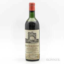Chateau Leoville Las Cases 1959, 1 bottle