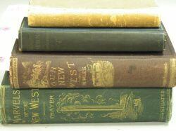 Four Titles Relating to Western America