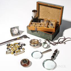 Group of Gentleman's Accessories