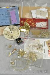 Group of Miscellaneous Findings from the Workshop of Margret Craver