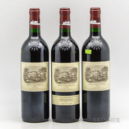 Chateau Lafite Rothschild 1998, 3 bottles