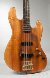 Pensa-Suhr J4 Electric Bass Guitar, 1986