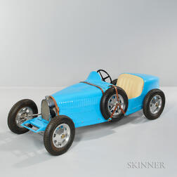 Baby Bugatti Electric-powered Child's Car Replica