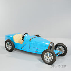 Baby Bugatti Electric-powered Child
