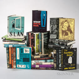 Arkham House Imprints, Mid-20th Century, Thirty Titles.