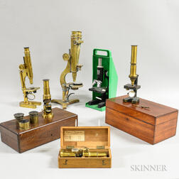 Six Microscopes