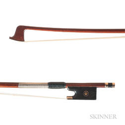 Gold-mounted Violin Bow, Max Kurt Schuster