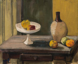 French School, 19th Century      Tabletop Still Life
