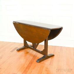 French-style Cherry Vintner's Table