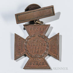 Southern Cross of Honor Medal
