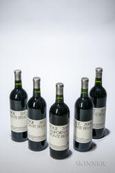 Ridge Monte Bello, 5 bottles
