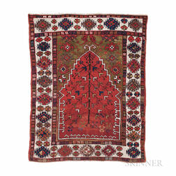 Aksaray Prayer Rug