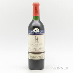 Chateau Latour 1964, 1 bottle
