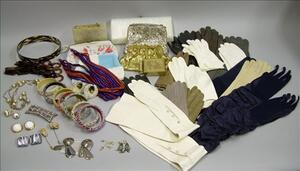 Lot of Ladies' Accessories and Costume Jewelry