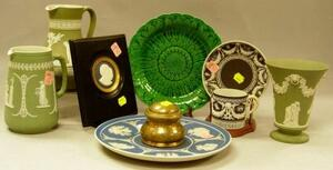 Seven Assorted Wedgwood Items