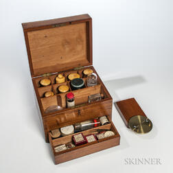 Portable 19th Century Slide-making Kit