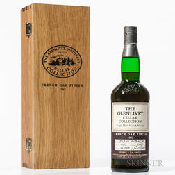 Glenlivet Cellar Collection 1983, 1 750ml bottle (owc)