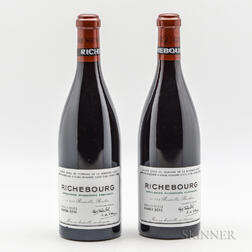 Domaine de la Romanee Conti Richebourg 2010, 2 bottles