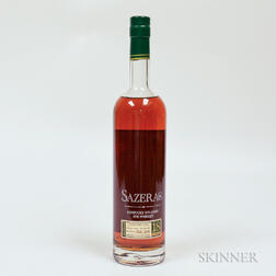 Buffalo Trace Antique Collection Sazerac Rye 18 Years Old, 1 750ml bottle