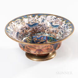 Wedgwood Fairyland Lustre Nizami Design Daventry Bowl