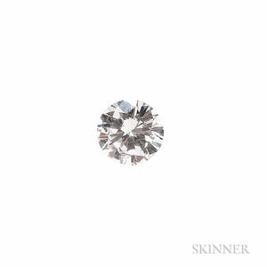 Unmounted Diamond