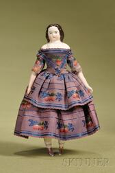 Small Parian Lady
