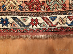 Mudjar Saddle Rug