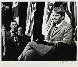 Three Robert F. Kennedy Photographs