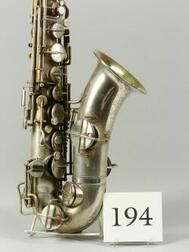 American Alto Saxophone, Martin, Elkhart, 1926,    serial number 77494