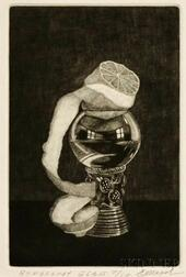 Eugene Charov (Russian/American, 20th/21st Century)      Rembrandt Glass