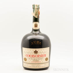 Courvoisier VSOP Cognac, 1 gallon bottle